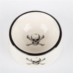Skull & Crossbones Bowls and Treat Jars Collection