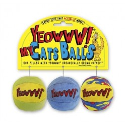 Duckyworld My Cats Balls 3pk