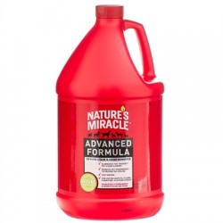 Nature's Miracle Just For Cats Advanced Stain & Odor Remover Sunny Lemon 1gal