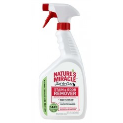 Nature's Miracle Just For Cats Stain And Odor Remover 32oz